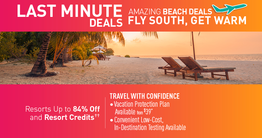 Ft. Lauderdale Last Minute Deals