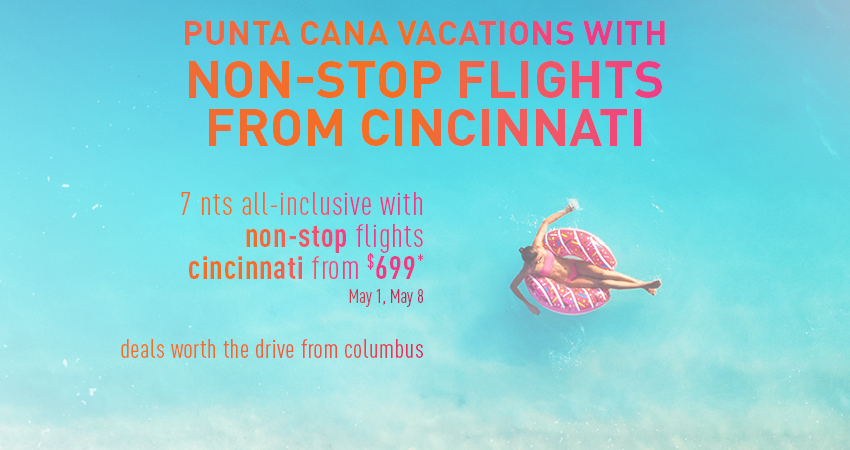 Columbus to Punta Cana Deals