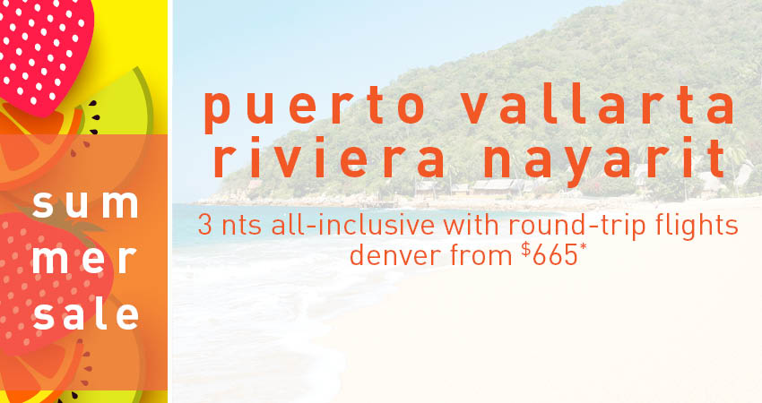 Denver to Puerto Vallarta Deals