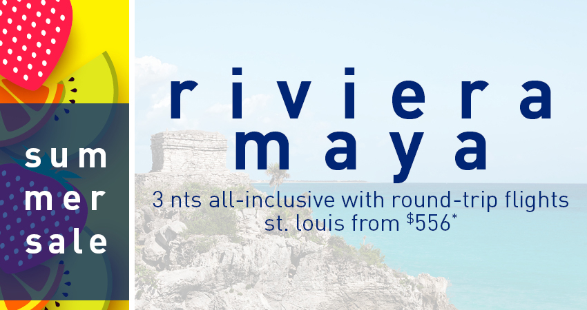 St. Louis to Riviera Maya Deals