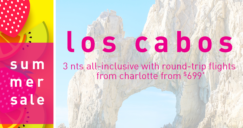 Charlotte to Los Cabos Deals