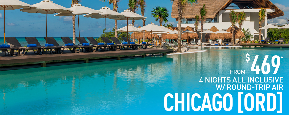 best vacation deals from chicago
