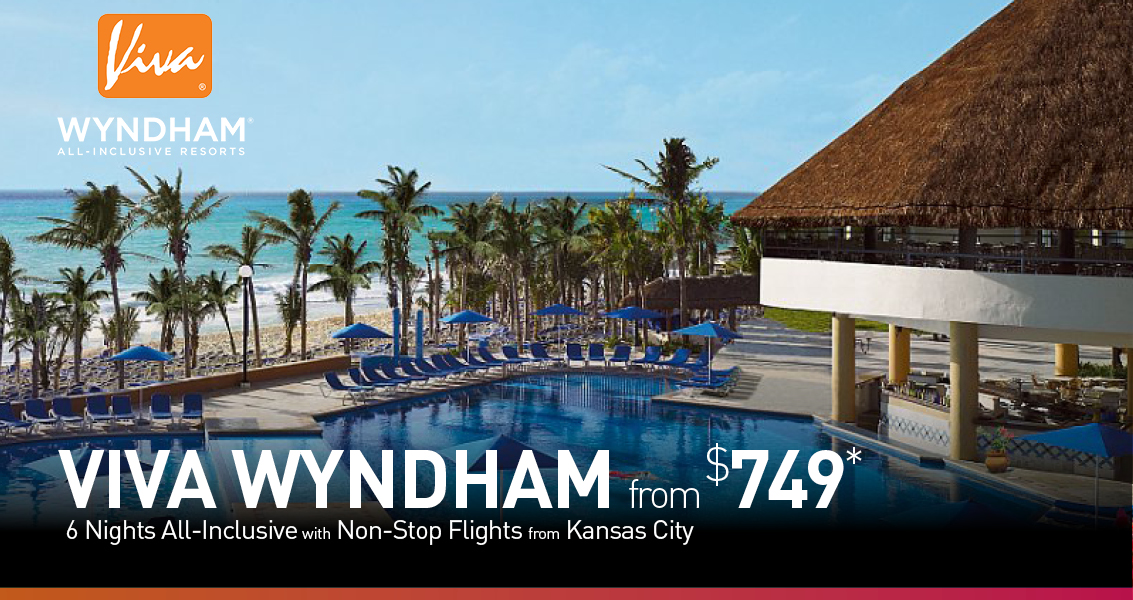 Best Travelzoo All Inclusive Deals W Air From Kansas City Vacation Express