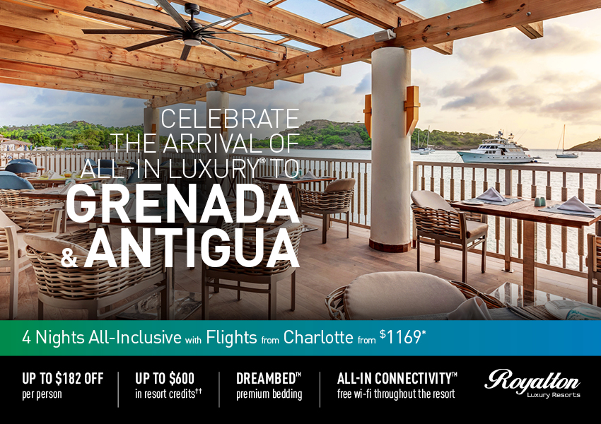 Charlotte Travelzoo Deals