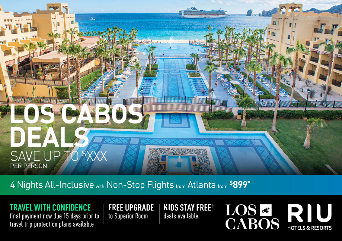 Best Travelzoo AllInclusive Deals w Air from Atlanta