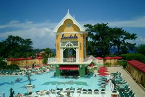 Sandals Grande Ocho Rios Beach & Villa Resort