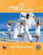 Family Vacations Brochure