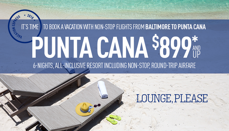 Baltimore to Punta Cana Deals