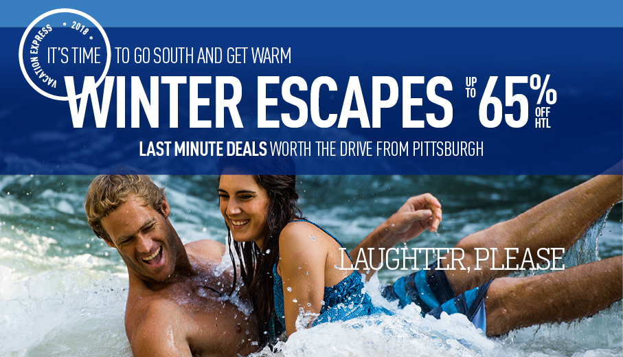 Pittsburgh Last Minute Deals