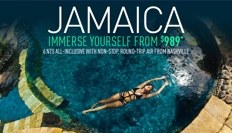 Nashville To Jamaica All Inclusive Vacation Packages The