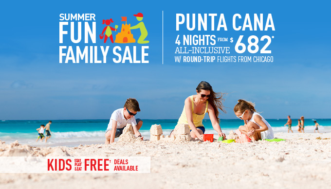 Chicago to Punta Cana Deals