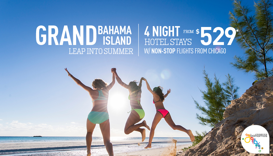 Chicago to Grand Bahama Island Deals