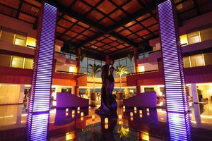 Bars and Restaurants at Grand Oasis Sens, CANCUN