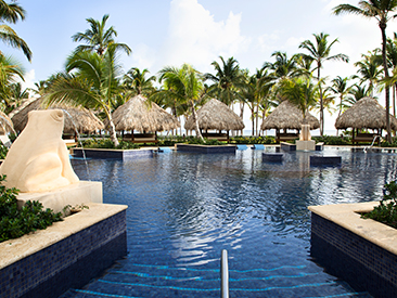 Activities and Recreations at Barcelo Bavaro Palace Deluxe, Punta Cana